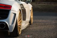 Audi R8 On VPS 304 By Vossen Wheels tuning 5 190x127 Audi R8 V10 mit Vossen Wheels VPS 304 Alufelgen