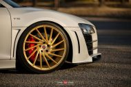 Audi R8 On VPS 304 By Vossen Wheels tuning 6 190x127 Audi R8 V10 mit Vossen Wheels VPS 304 Alufelgen