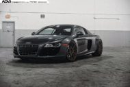 Audi R8 on ADV10R MV2 CS By ADV.1 Wheels tuning 1 190x127 ADV.1 Wheels Alufelgen (ADV10R MV2 CS) auf dem Audi R8 V10