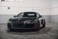 Audi R8 on ADV10R MV2 CS By ADV.1 Wheels tuning 2 190x127 ADV.1 Wheels Alufelgen (ADV10R MV2 CS) auf dem Audi R8 V10