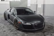 Audi R8 on ADV10R MV2 CS By ADV.1 Wheels tuning 4 190x127 ADV.1 Wheels Alufelgen (ADV10R MV2 CS) auf dem Audi R8 V10