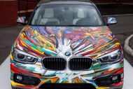 BMW Art Car 1er Facelift 2015 1 190x127 BMW 1er Facelift Modell   das inoffizielle Art Car aus Russland
