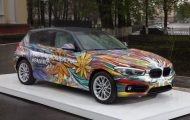 BMW Art Car 1er Facelift 2015 2 190x120 BMW 1er Facelift Modell   das inoffizielle Art Car aus Russland