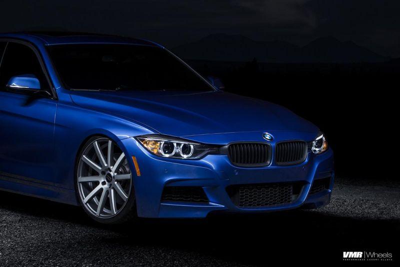 BMW-F30-3-Series-On-VMR-V702-Wheels-5