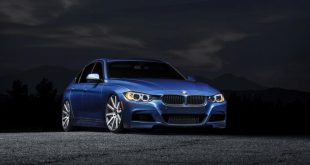 BMW F30 3 Series On VMR V702 Wheels 6 310x165 20 Zoll VMR V702 Wheels auf dem BMW F30 3er Series