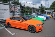 BMW M Owners Club Indonesia M4 F82 colors 2 190x127 12 x BMW M4 mit Individual Lackierung in Indonesien