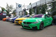 BMW M Owners Club Indonesia M4 F82 colors 3 190x127 12 x BMW M4 mit Individual Lackierung in Indonesien