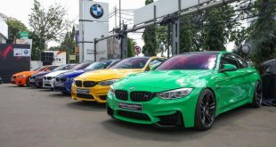BMW M Owners Club Indonesia M4 F82 colors 3 310x165 12 x BMW M4 mit Individual Lackierung in Indonesien