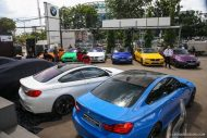 BMW M Owners Club Indonesia M4 F82 colors 5 190x127 12 x BMW M4 mit Individual Lackierung in Indonesien