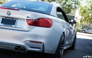 BMW M4 Gets Lowered At European Auto Source 11 190x119 Dezent & effektiv! BMW M4 F83 mit Sportfedern von H&R durch EAS Tuning