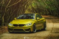 BMW M4 On ADV.1 Wheels By Tag Motorsports 1 190x127 TAG Motorsports BMW M4 F82 mit 21 Zoll ADV.1 Wheels