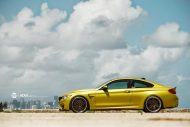 BMW M4 On ADV.1 Wheels By Tag Motorsports 3 190x127 TAG Motorsports BMW M4 F82 mit 21 Zoll ADV.1 Wheels