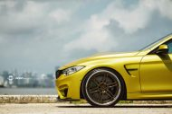 BMW M4 On ADV.1 Wheels By Tag Motorsports 6 190x127 TAG Motorsports BMW M4 F82 mit 21 Zoll ADV.1 Wheels