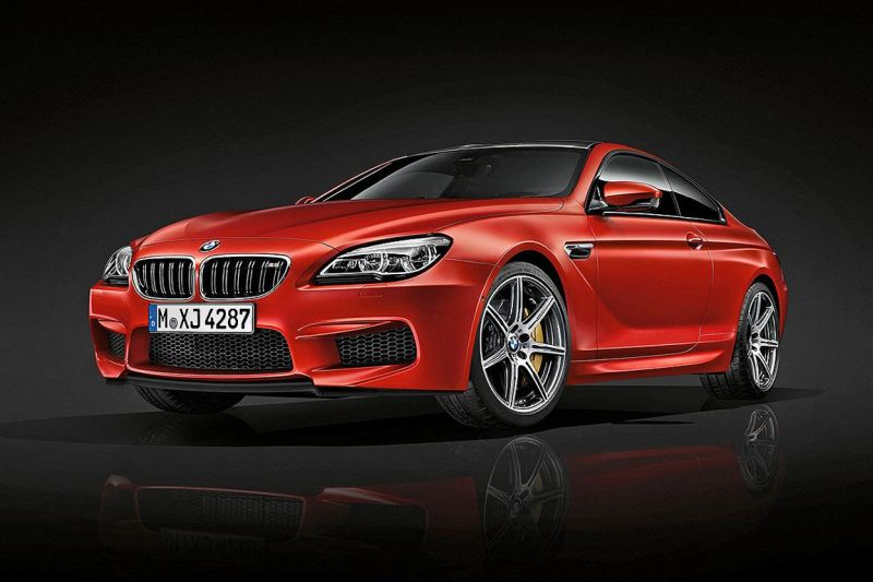 BMW M6 Coup Competition Paket 1 Noch mehr Druck! BMW M6 Facelift Competition Paket