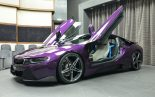 BMW i8 AC SChnitzer BMW i8 Twilight Purple Tuning 18 155x97 bmw i8 ac schnitzer bmw i8 twilight purple tuning 18