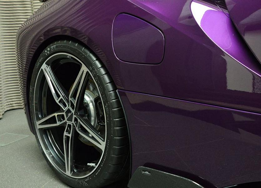 Bmw I8 Ac Goof Bmw I8 Twilight Purple Tuning 20 Tuningblog Eu