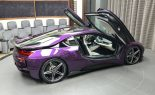 BMW i8 AC SChnitzer BMW i8 Twilight Purple Tuning 30 155x95 bmw i8 ac schnitzer bmw i8 twilight purple tuning 30
