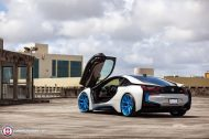 BMW i8 on HRE P101 By HRE Wheels 2 190x126 HRE P101 Performance Wheels auf dem BMW i8