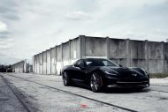 Chevrolet Corvette On VPS 311 By Vossen Wheels 1 190x127 Chevrolet Corvette C7 mit 21 Zoll VPS 311 Vossen Wheels