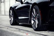 Chevrolet Corvette On VPS 311 By Vossen Wheels 9 190x127 Chevrolet Corvette C7 mit 21 Zoll VPS 311 Vossen Wheels
