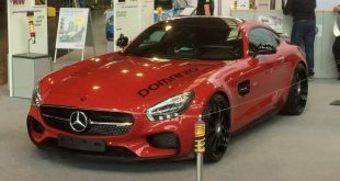 Domanig Mercedes AMG GT 2 310x165 780PS / 960NM & 330KM/H   Domanig Mercedes AMG GT R