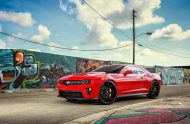 Exclusive Motoring Chevrolet Camaro ZL1 on Forgiato wheels 1 190x124 Chevrolet Camaro ZL1 mit Forgiato Wheels by Exclusive Motoring