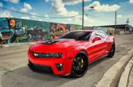 Exclusive Motoring Chevrolet Camaro ZL1 on Forgiato wheels 2 190x124 Chevrolet Camaro ZL1 mit Forgiato Wheels by Exclusive Motoring