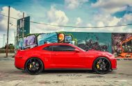 Exclusive Motoring Chevrolet Camaro ZL1 on Forgiato wheels 4 190x124 Chevrolet Camaro ZL1 mit Forgiato Wheels by Exclusive Motoring
