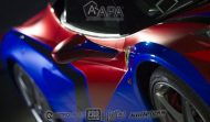 Ferrari 458 Embossed Wrap tuning 4 190x111 Teamarbeit am Ferrari 458   3D Vollfolierung mit Video