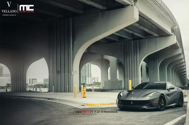 Ferrari-F12-On-VM17-Monoblock-By-Vellano-Wheels-8