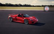 HRE Red Porsche 918 tuning wheels 1 190x119 HRE Performance Wheels auf dem Porsche 918 Spyder