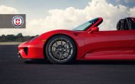 HRE Red Porsche 918 tuning wheels 11 190x119 HRE Performance Wheels auf dem Porsche 918 Spyder