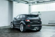 Hamann Range Rover Evoque Tuning Widebody Kit 2 190x127 Neue Optik & Power von Hamann für den Range Rover Evoque