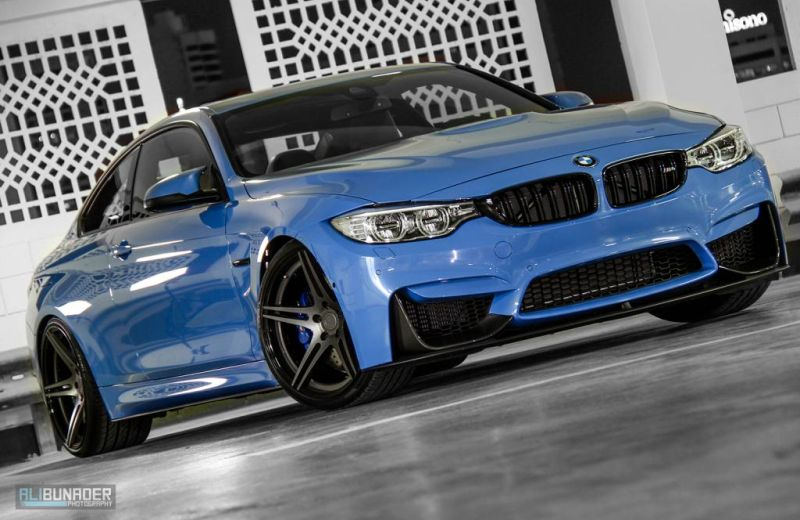 IMG 8827 2 bmw m4 f 1 BMW M4 F82 mit BC Forged HB09 Wheels in 20 Zoll
