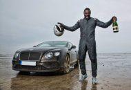Idris Elba Wales bentley record 1 190x130 Idris Elba mit neuem Rekord   'Flying Mile' im Bentley Continental GT Speed