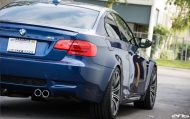 LeMans Blue BMW E92 M3 Gets Modified At European Auto Source 3 190x119 BMW E92 M3 in LeMans Blau vom Tuner EAS