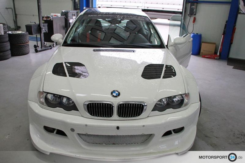 For Sale Bmw Gtr M3 E46 Of Motorsport24