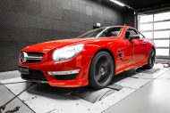 Mcchip Mercedes SL63 AMG 1 tuning 1 190x127 Mcchip DKR with mega power in the Mercedes SL 63 AMG