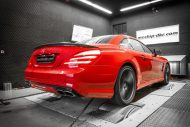 Mcchip Mercedes SL63 AMG 1 tuning 5 190x127 Mcchip DKR with mega power in the Mercedes SL 63 AMG