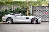 Mercedes–AMG GT S 21 Zoll Vossen Tuning Wheels 1 190x126 Neuer Mercedes–AMG GT S mit 21 Zoll Vossen Wheels Alufelgen