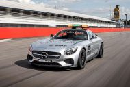 Mercedes AMG GT S Premiere DTM Safety Car 1 190x127 Sicherheit geht vor! Der neue Mercedes AMG GT S + C63 S F1 Safety Car