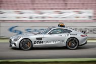Mercedes AMG GT S Premiere DTM Safety Car 2 190x127 Sicherheit geht vor! Der neue Mercedes AMG GT S + C63 S F1 Safety Car