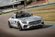 Mercedes AMG GT S Premiere DTM Safety Car 4 190x127 Sicherheit geht vor! Der neue Mercedes AMG GT S + C63 S F1 Safety Car