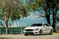 Mercedes Benz CLS63 On ADV7 Track spec CS By ADV.1 Wheels 2 190x127 ADV.1 Wheels ADV7 in 20 Zoll auf dem Mercedes Benz CLS 63 AMG
