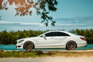 Mercedes Benz CLS63 On ADV7 Track spec CS By ADV.1 Wheels 4 190x127 ADV.1 Wheels ADV7 in 20 Zoll auf dem Mercedes Benz CLS 63 AMG