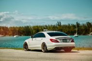 Mercedes Benz CLS63 On ADV7 Track spec CS By ADV.1 Wheels 5 190x127 ADV.1 Wheels ADV7 in 20 Zoll auf dem Mercedes Benz CLS 63 AMG