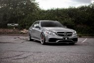 Mercedes Benz E63 AMG On PUR LX04.V3 By PUR Wheels 1 190x127 PUR LX04.V3 Wheels auf dem Mercedes Benz E63 AMG