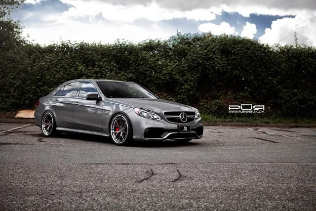 Mercedes-Benz-E63-AMG-On-PUR-LX04.V3-By-PUR-Wheels-2