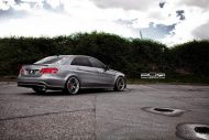 Mercedes Benz E63 AMG On PUR LX04.V3 By PUR Wheels 3 190x127 PUR LX04.V3 Wheels auf dem Mercedes Benz E63 AMG