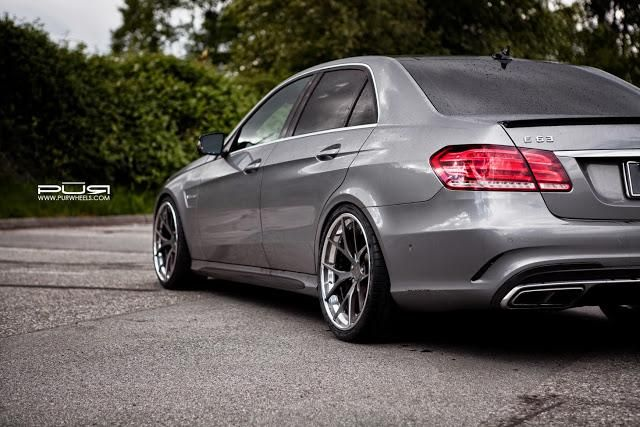Mercedes-Benz-E63-AMG-On-PUR-LX04.V3-By-PUR-Wheels-5